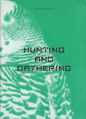 Bildtext: The Happy Hypocrite - Hunting and Gathering Issue 2 - For and About Experimental Art Writing von Maria Fusco