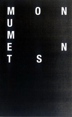 Bildtext: Monuments von Redmond Entwistle, Nina Horisaki-Christens
