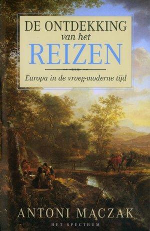 Bildtext: De ontdekking van het reizen - Europa in de vroeg-moderne tijd von Antoni Maczak