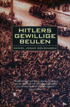 Bildtext: Hitlers gewillige beulen von Daniel Jonah Goldhagen