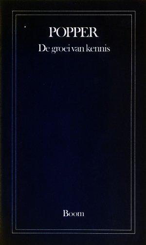Bildtext: De groei van kennis von Karl R. Popper