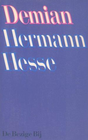 Bildtext: Demian von Hermann Hesse