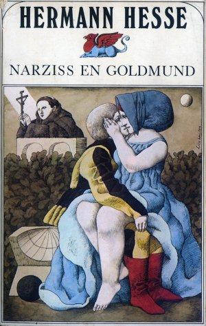 Bildtext: Narziss en Goldmund von Hermann Hesse