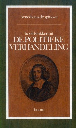 Bildtext: Hoofdstukken uit De politieke verhandeling von Benedictus de Spinoza