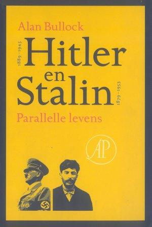 Bildtext: Hitler en Stalin - parallelle levens von Alan Bullock