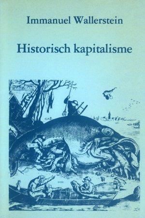 Bildtext: Historisch kapitalisme von Immanuel Wallerstein