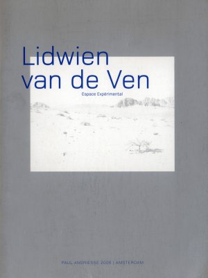 Bildtext: Lidwien van de Ven: Espace Experimental - exhibition of LIDWIEN VAN DE VEN at the Espace Experimental of FRAC Ile-de-France / Le Plateau in Paris from March 9 until April 17, 2005 von Lidwien van de Ven, Milka, Van Der Valk Bouman