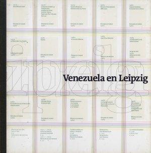 Bildtext: Venezuela en Leipzig - Gerd Leufert - Sala Tac: