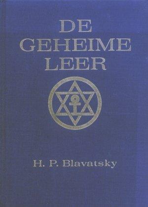 Bildtext: De geheime leer -  De synthese van wetenschap, goodsdienst en wijsbegeerten - Deel I: Cosmogenesis von Helena Petrovna Blavatsky