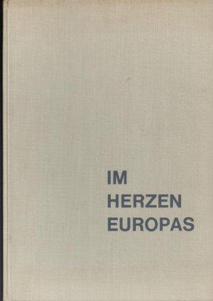 """Im Herzen Europas - Ein farbiges Deutschland-Buch """" (Heinz Graefe ..."""
