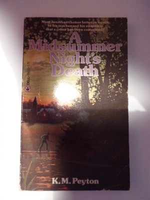 A Midsummer Night's Death. Fiction / Crime. Paperback