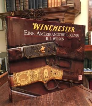 winchester eine amerikanische legende b cher. Black Bedroom Furniture Sets. Home Design Ideas