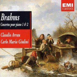 "Brahms: Klavierkonzerte Nr"" (Brahms Johannes ) – Tonträger gebraucht kaufen  – A02iam3E21ZZI"