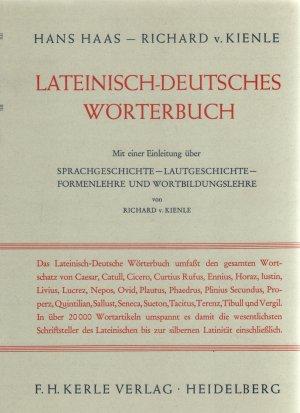 Haas & von Kienle cover