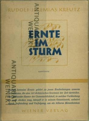 Ernte Im Sturm Gedichte