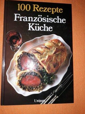 """Französische Küche - 100 Rezepte"""" (Rhona Newman) – Buch gebraucht ..."""