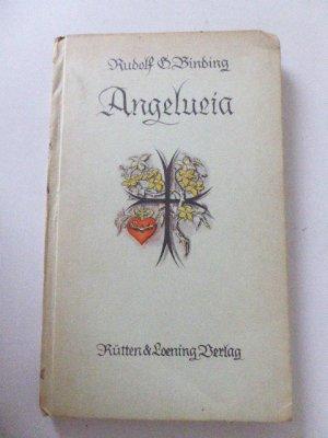 Angelucia. Hardcover