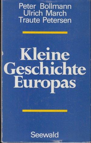 Kleine Geschichte Europas.