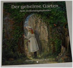Der Geheime Garten Bilder Von Graham Rust Buch Gebraucht Kaufen