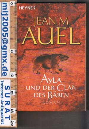 """""""Ayla und der Clan der Bären"""" (Jean M Auel) - Buch ..."""