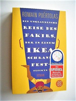 Die Unglaubliche Reise Des Fakirs Der In Einem Ikea Schrank