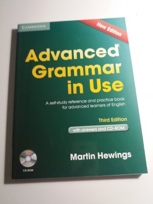 advanced grammar in use third edition with answers pdf