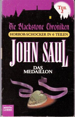 Das Medaillon. Die Blackstone Chroniken Teil 2