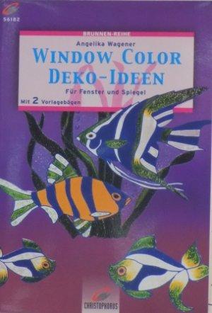 Gebrauchtes Buch U0026ndash; Angelika Wagener U0026ndash; Window Color Deko Ideen  Für Fenster Und