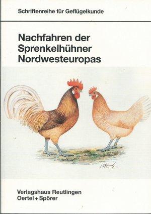 Nachfahren der Sprenkelhühner Nordwesteuropas - Brakel und Zwerg-Brakel /Friesenhühner und Zwerg-Friesenhühner/Hamburger und Zwerg-Hamburger /Ostfriesische Möwen und Zwerg-Möwen/Westfälische Totleger