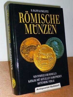 Römische Münzen Kankelfitz Björn Ralph Buch Gebraucht Kaufen