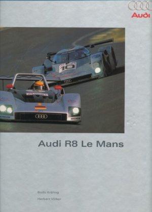 Audi R8 Le Mans.