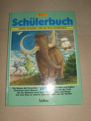 Schülerbuch 1991  -  TREFF  -  Lesen, staunen und die Welt entdecken  -  Velber