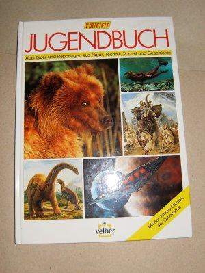 Jugendbuch '95 - TREFF - Abenteuer und Reportagen aus Natur, Technik, Vorzeit und Geschichte