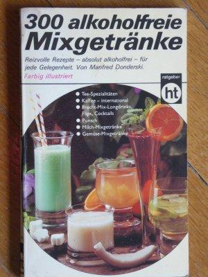 """Donderski Manfred, Alkoholfreie Mixgetränke"""" – Bücher gebraucht ..."""