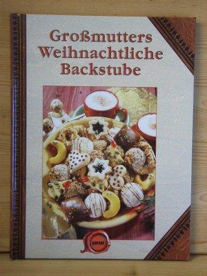 """""""Großmutters Weihnachtliche Backstube - Weihnachtliche Backstube"""""""