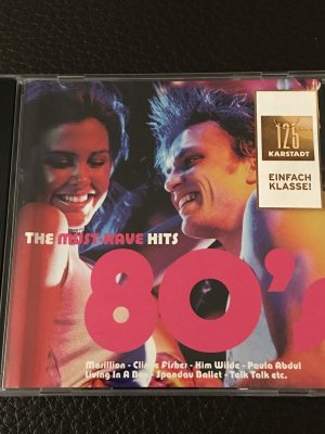 The Must Have Hits 80s