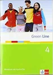 Bildtext: Green Line 4 - Workbook 4 + Audio-CD Klasse 8 von Horner, Marion Baer-Engel, Jennifer Daymond, Elizabeth
