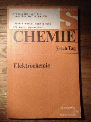 CHEMIE -Elektrochemie