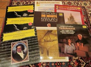 Beethoven - 8 LP-Set