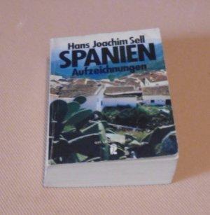 Spanien. Aufzeichnungen
