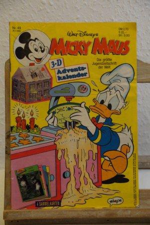 MICKY MAUS  Band Nr. 49, 1992