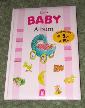 Unser Baby Album Mädchen
