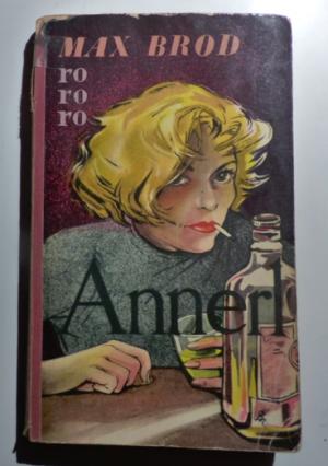 Annerl - roman des kokains