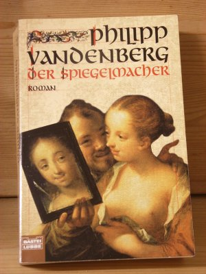 """""""der spiegelmacher"""" roman"""