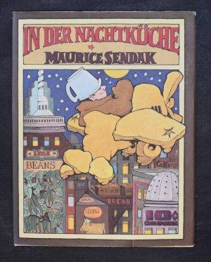 In der Nachtküche., Deutsch von Hans Manz.