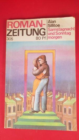 Romanzeitung Heft 305, 8 / 1975 - Samstagnach und Sonntagmorgen