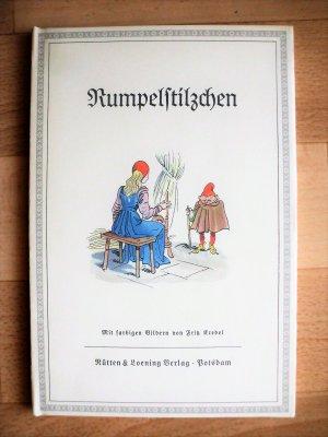 Rumpelstilzchen - Märchen der Brüder Grimm und Wilhelm Hauffs in Einzelausgaben  Reprint v. 1940
