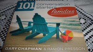 101 Conversation Starters for Families 101 Conversation Starters - 9780802408396