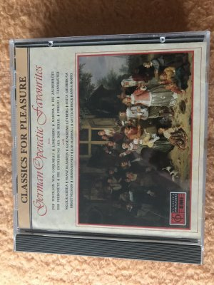 Classics for Pleasure / German Operatic Favourites