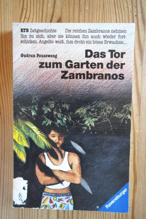 Das Tor zum Garten der Zambranos